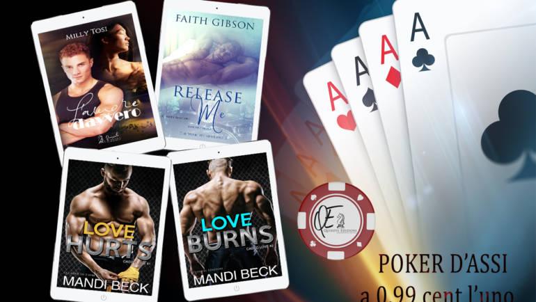 Poker d'Assi mese di gennaio