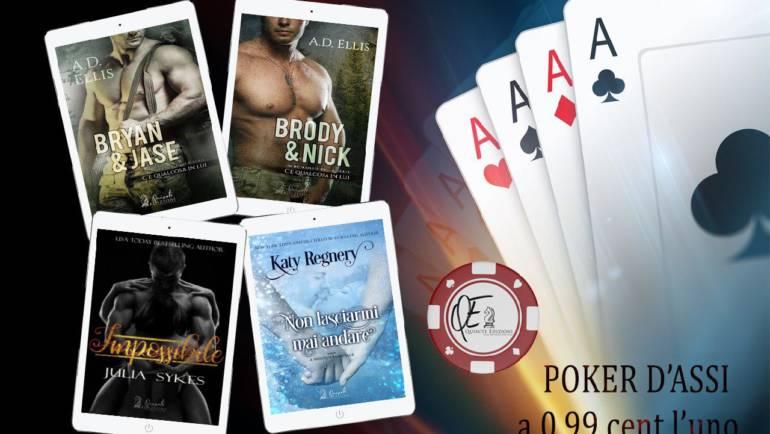 Poker d'Assi mese di marzo