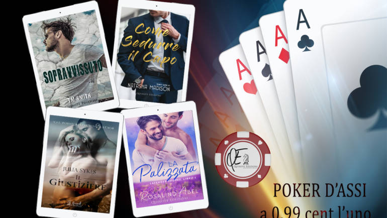 Poker d'Assi mese di agosto